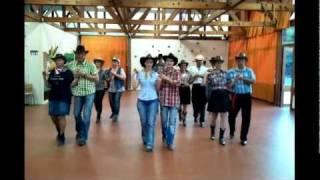 EL PASO Line Dance