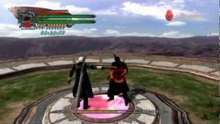 DMC 4 Dante vs GMD Dante