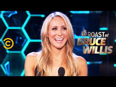"Nikki Glaser on Meeting Dennis Rodman and ""Fight Club""  Roast of Bruce Willis  Uncensored"