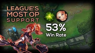 How Did Lux Become The Most OP Support In The Game?