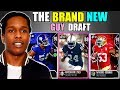 THE BRAND NEW GUY DRAFT! PLAYER WITH THE LEAST YEARS ON THEIR TEAM! Madden 18 Draft Champions