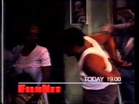 Trailer on FilmNet (90s): A dry white season