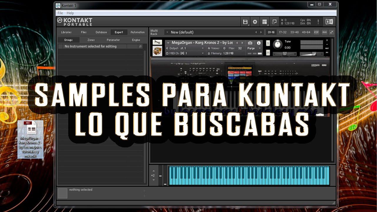 Trompetas samples para kontakt gratis de Descargar Samples