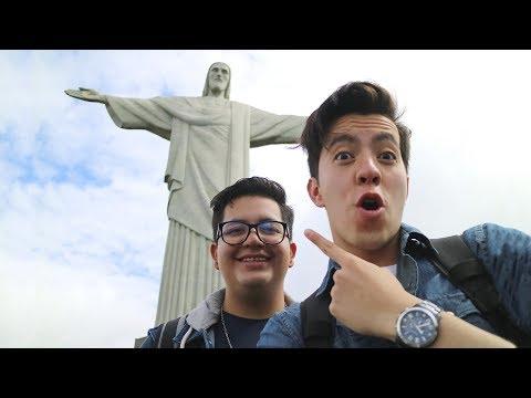 ¡Nuestra primera vez en Brasil! | Río de Janeiro | Vlog