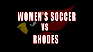 North Central College Women's Soccer vs. Rhodes // 9.27.15