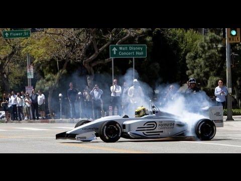 Formula-E, Electric Racing for the Future - /SHAKEDOWN