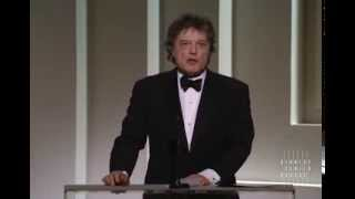 Mike Nichols Tribute - Tom Stoppard - 2003 Kennedy Center Honors