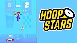 Hoop Stars ПРИРУЧИ КОЛЬЦО Gameplay Android