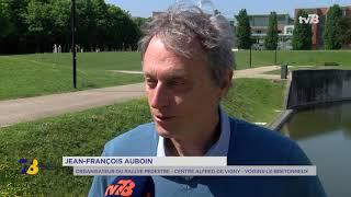 Rendez-vous des juniors : rallye pédestre à Voisins-le-Bretonneux