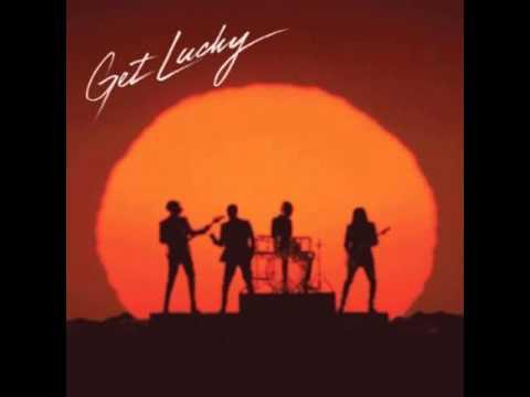 Daft Punk  Get Lucky Radio Edit