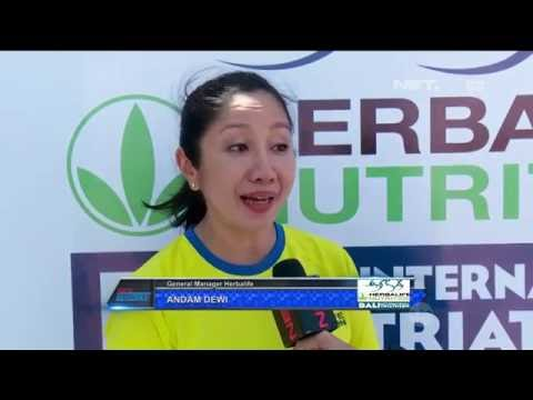 Herbalife International Bali Triathlon 2016 - NET Sport