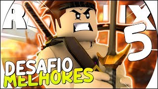 ROBLOX's MOST CHALLENGING and ADDICTIVE GAMES 😍