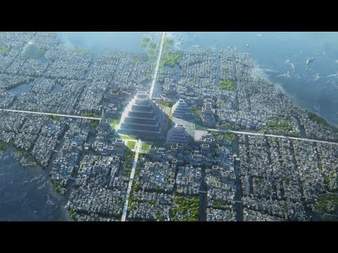 The Lost City of Z and The Connection to Atlantis