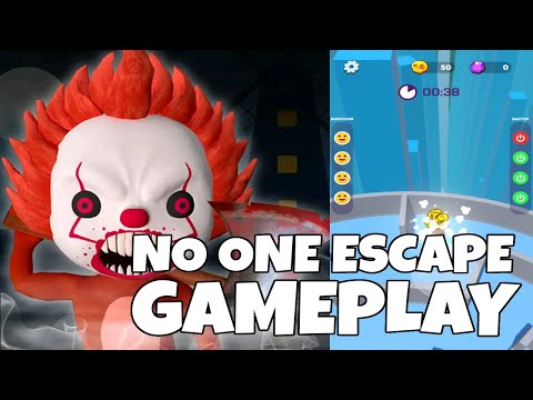 No One Escape iOS ANDROID GAMEPLAY | Lion Studios