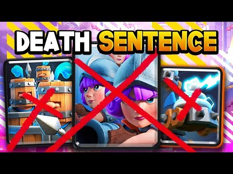 Top 6 CARDS SUPERCELL KILLED in Clash Royale