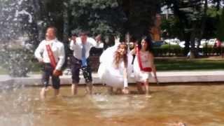 Лето!Свадьба!Жара!!!
