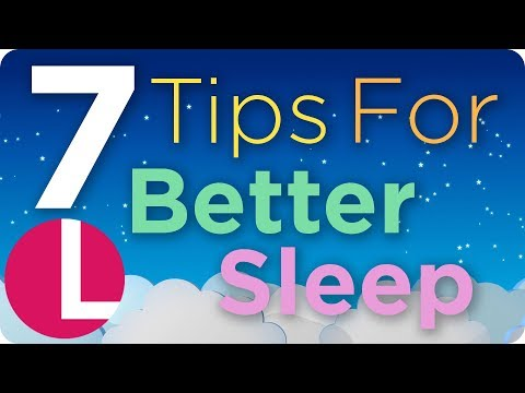 7 Ideas to Enhance Your Sleep Quality