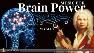 Classical Music for Brain Power - Vivaldi