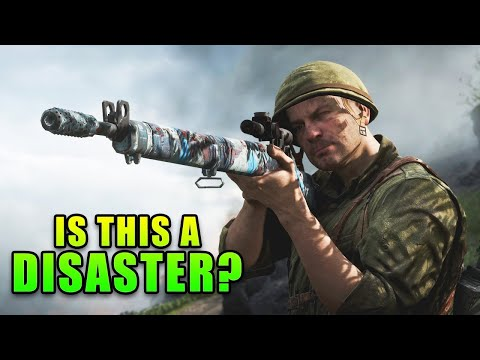 Is This A Disaster? New TTK Impressions | Battlefield V