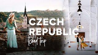 CZECH REPUBLIC is STUNNING! (Road Trip) – Prague, Karlovy Vary, Brno, Cesky Krumlov