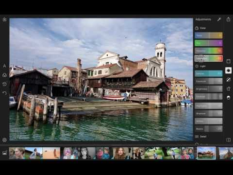 How To Edit A Photo In 10 Seconds With Polarr (free Editor)