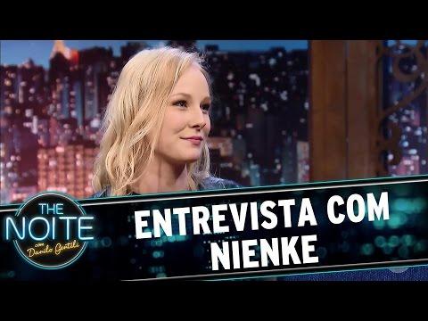 Entrevista com Nienke  The Noite 140417