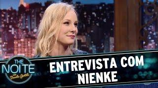 Entrevista com Nienke | The Noite (14/04/17)