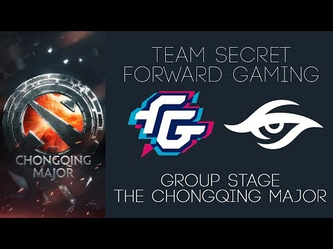 Secret vs Forward | The Chongqing Major