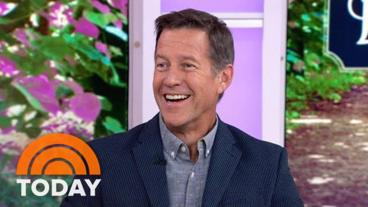 Actor James Denton Dishes On The New Season Of 'Good Witch'   TODAY