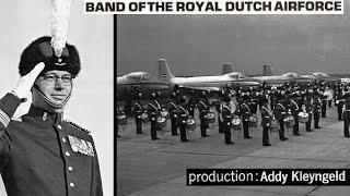 Kapel van de Koninklijke Luchtmacht - On march with Sousa ( 1960 )