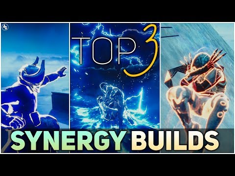 Top 3 Synergy Builds (Solo Player Builds) | Destiny 2 Forsaken