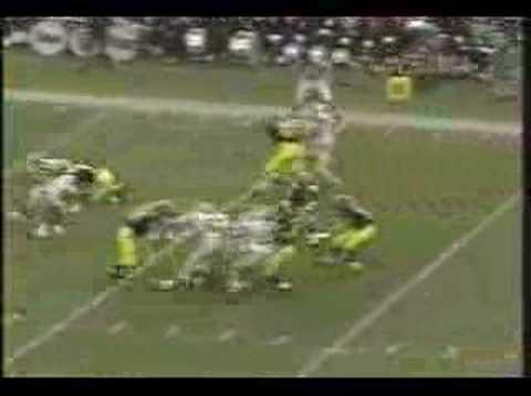 Michigan v. Ohio State 1997