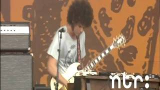 Wolfmother - White Unicorn (live at PinkPop 2011)