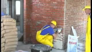 Строительство дома своими руками Видеоуроки по ремонту квартир Штукатурка стен своими руками medium
