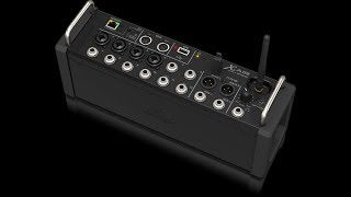 Behringer XR-12 Review and Getting Started!