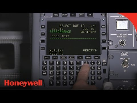 Honeywell Fms 6 1 Generic Features Part 1 Aero Training