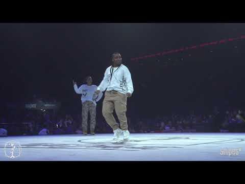 Hip hop Best 16 - Juste Debout 2019 - P-Soul & Slunch VS Mel's & Lindsay