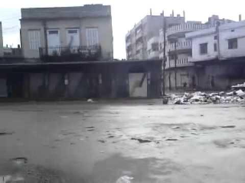 Syria - Homs - City - 20111226 - Empty Green Market