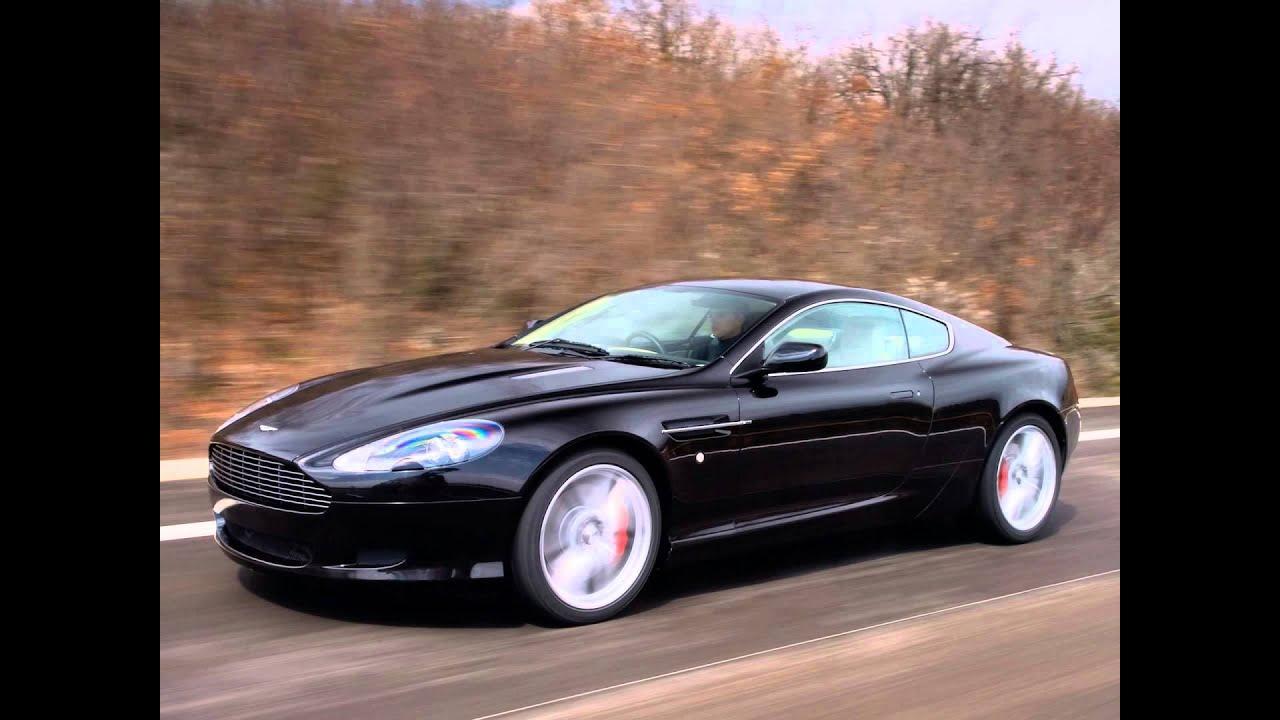 Aston Martin DB YouTube - 2007 aston martin db9