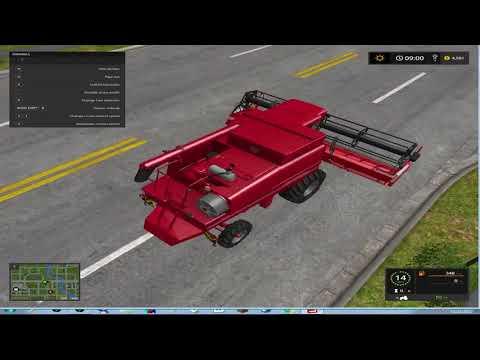 farming sim 17: leasing the harvester