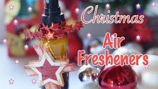 DIY EASY Air Fresheners & Giveaway Winners Thumbnail