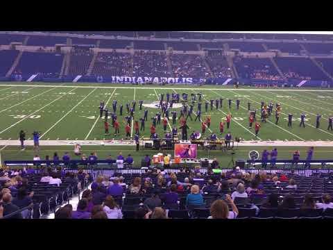 Panther Regiment @ Lucas Oil Stadium