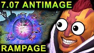 master antimage dota 2 patch 7 07 new meta pro gameplay