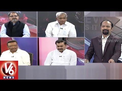 Special Debate On Superstar Rajinikanth Political Entry | Good Morning Telangana | V6 News