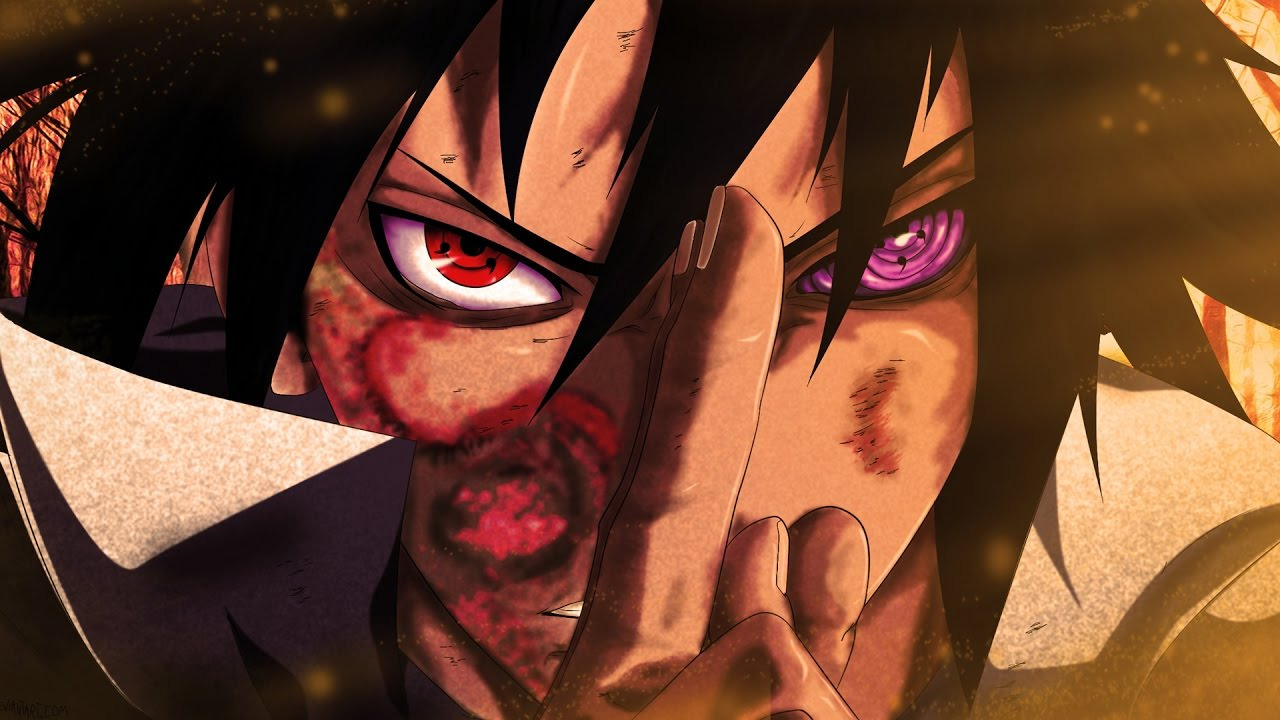 Uchiha sasuke amv get up 2017 hd youtube voltagebd Image collections