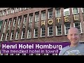 Henri Hotel Hamburg. The Trendiest Hipster Hotel in Town?