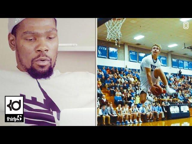 Breaking Down Top HS Players Part 3 | KD on Mac McClung, Jordan McCabe, Bol Bol & More
