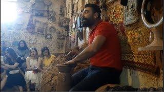 Çanak Çömlek Yapımı Kapadokya 1. Bölüm (Sau Turizm)