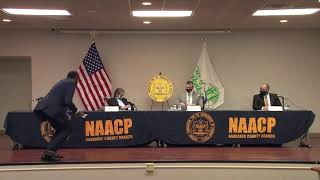 NAACP of Kankakee County Alderman Candidates' Forum 2021