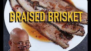 Andrew Zimmern Cooks: Braised Brisket